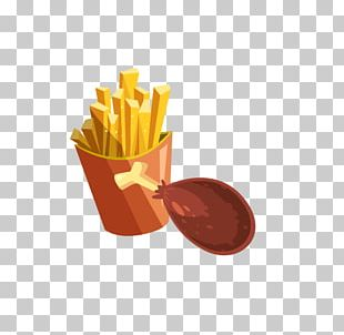 Hamburger French Fries Fried Chicken Fast Food PNG