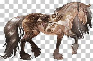 Mustang Stallion Freikörperkultur Legendary Creature Yonni Meyer PNG