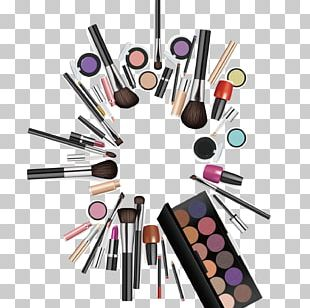 Cosmetics Makeup Brush Make-up PNG