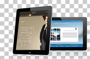 IPad Web Banner WeChat PNG