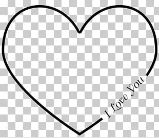 Drawing Love Hearts PNG