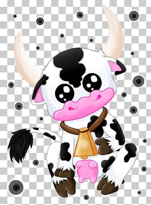 Cattle Drawing PNG