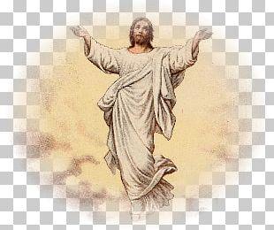 Jesus Heaven PNG