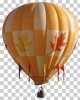 Hot Air Balloon Airplane PNG