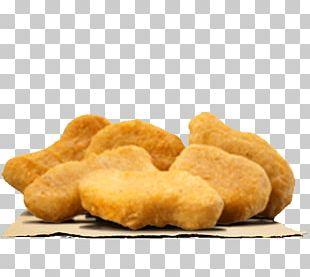Burger King Chicken Nuggets Hamburger Onion Ring Crispy Fried Chicken PNG