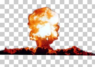 Nuclear Explosion Nuclear Weapon PNG