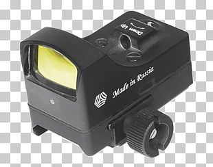 Red Dot Sight Telescopic Sight Collimator Reflector Sight PNG