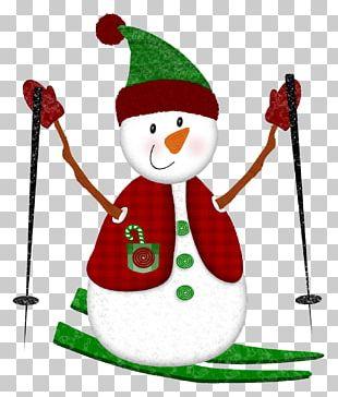 Santa Claus Christmas Ornament Christmas Decoration Snowman PNG