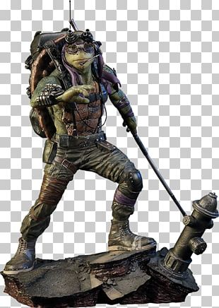 Donatello Leonardo Statue Michaelangelo Teenage Mutant Ninja Turtles PNG