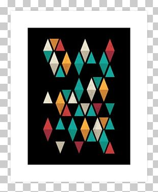 Graphic Design Symmetry Triangle Pattern PNG
