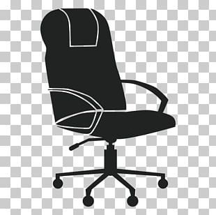 Chair Furniture Office Table Oficina Ejecutiva PNG