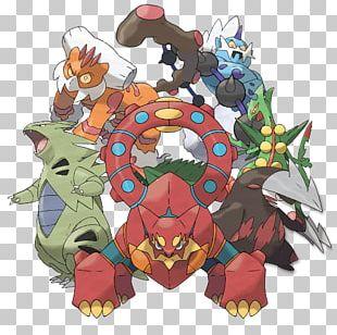 Pokémon GO Pokemon Go: Diary Of A Mythical Volcanion Tyranitar Cartoon PNG