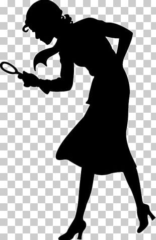 Nancy Drew The Sign Of The Twisted Candles The Bungalow Mystery Silhouette PNG