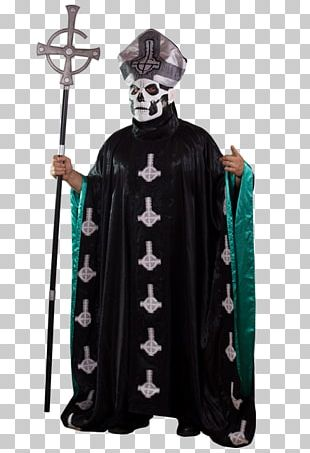 Robe Ghost Halloween Costume Ghoul PNG