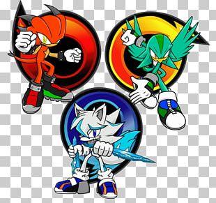 Sonic Heroes Shadow The Hedgehog Amy Rose Sonic The Hedgehog Silver The Hedgehog PNG
