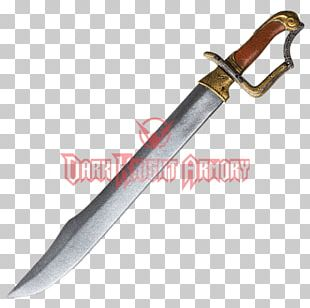 Bowie Knife Hunting & Survival Knives Throwing Knife Machete PNG