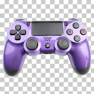 PlayStation 4 PlayStation 3 Joystick Game Controllers Video Game Console Accessories PNG