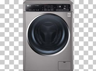 Washing Machines Combo Washer Dryer Direct Drive Mechanism LG Corp Laundry PNG