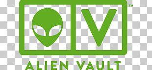 Alien Vault Logo PNG
