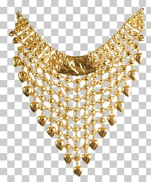 Necklace Jewellery Quarter Jewelry Design Gold PNG