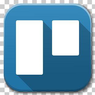 Blue Square Symbol Aqua PNG