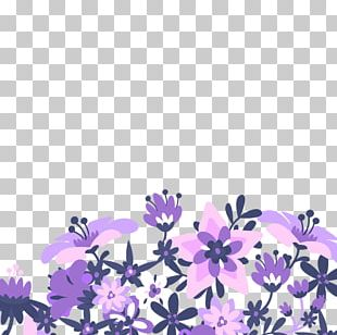 Flower Lavender Purple Desktop PNG
