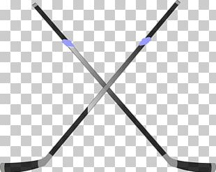 Ice Hockey Stick PNG