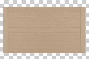 Plywood Wood Stain Rectangle PNG