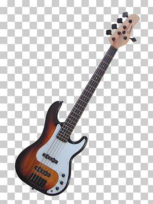Bass Guitar Double Bass Electric Guitar Musical Instruments PNG