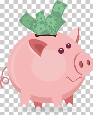 Piggy Bank Money Personal Finance PNG