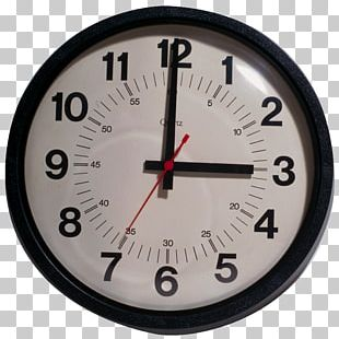 Quartz Clock Alarm Clocks Westclox Radio Clock PNG