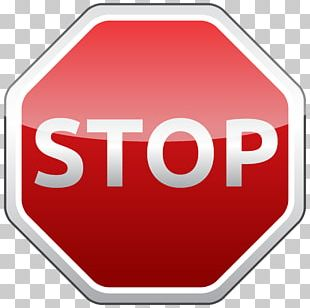 Stop Sign Scalable Graphics Computer File PNG