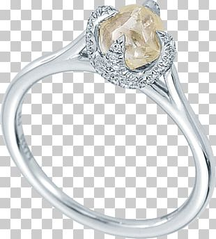 Wedding Ring Silver Body Jewellery Diamond PNG