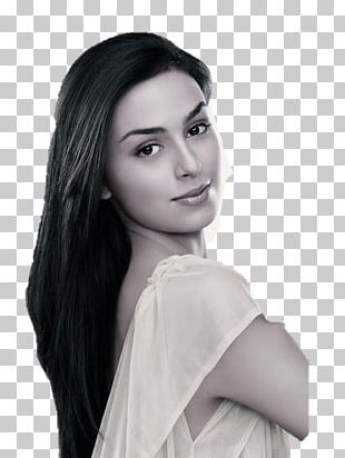 Portrait Photo Shoot Hair Coloring Supermodel PNG