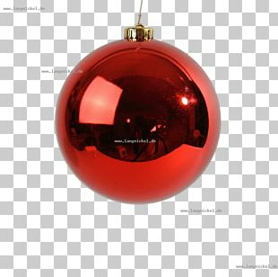 Christmas Ornament Bombka Christmas Day Christmas Tree Red PNG
