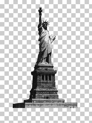Statue Of Liberty David Sculpture Monument PNG