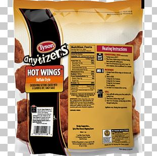 Buffalo Wing Hot Chicken Tyson Foods Cooking Wyngz PNG