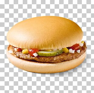 Hamburger Cheeseburger French Fries Fast Food McDonald's PNG