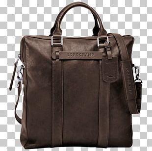 Longchamp Handbag Leather Briefcase Cyber Monday PNG