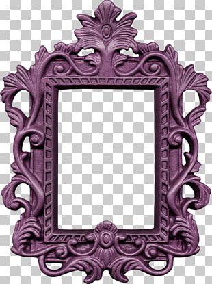 Frames Fillet Digital Photo Frame Film Frame PNG