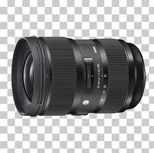 Sigma 30mm F/1.4 EX DC HSM Lens Sigma 35mm F/1.4 DG HSM Lens Sigma 50mm F/1.4 EX DG HSM Lens Camera Lens Sigma Corporation PNG