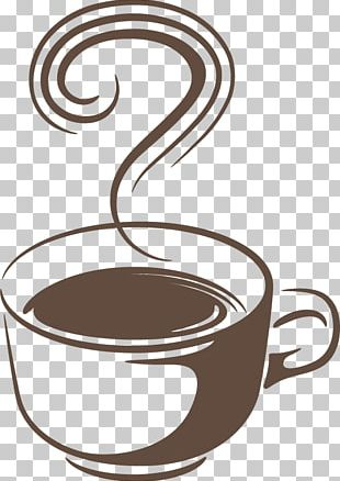 Coffee Cup Cafe Mug PNG