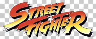Street Fighter Logo PNG