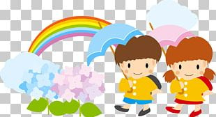 Drawing Illustration East Asian Rainy Season PNG