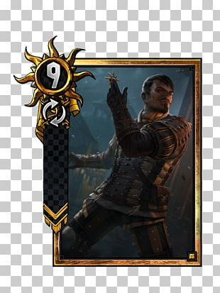 Gwent: The Witcher Card Game The Witcher 3: Wild Hunt The Witcher Adventure Game Playing Card Video Games PNG