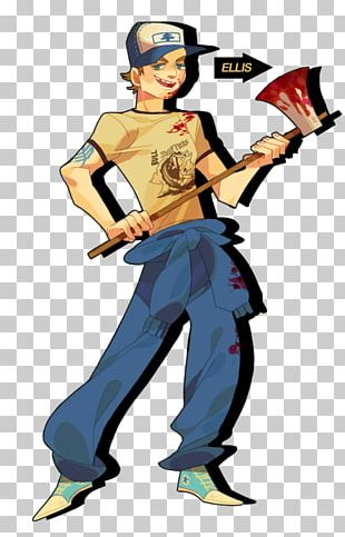 Left 4 Dead 2 Fan Art Drawing PNG, Clipart, 4 D, Anime, Art