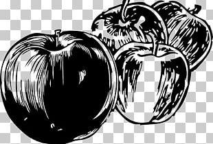 Black And White Apple Cider Vinegar Juice PNG