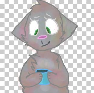 Ear Mammal Cartoon Pink M PNG