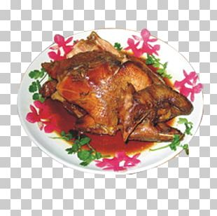 Roast Chicken Barbecue Chicken Red Cooking Roasting PNG