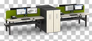 Desk Office Table Workbench Furniture PNG